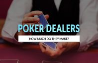How much do poker dealers make?