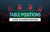Poker Table Positions Guide